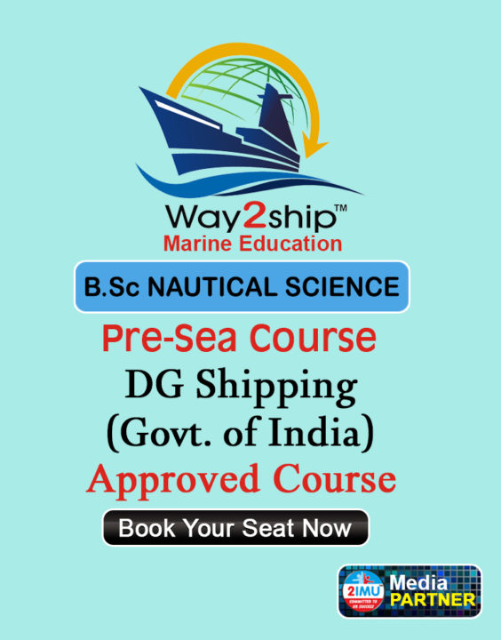 bsc nautical science, bsc nautical science details, bsc nautical science admission, merchant navy after 12th