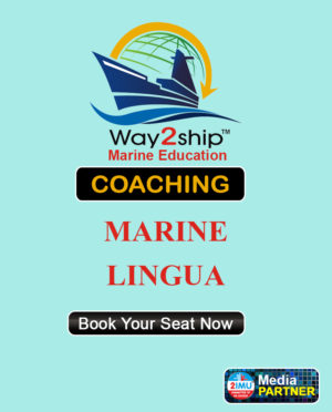 marine lingua course, way2ship
