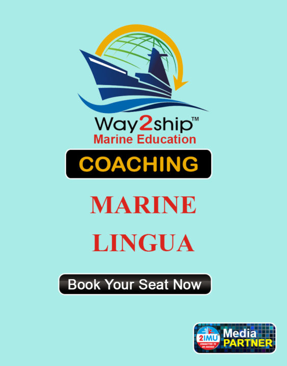 marine lingua course, way2ship