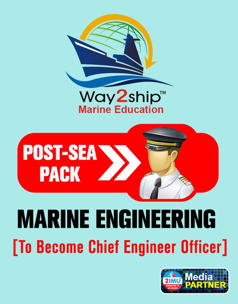 ETO Course Post Sea Pack - Way2ship®