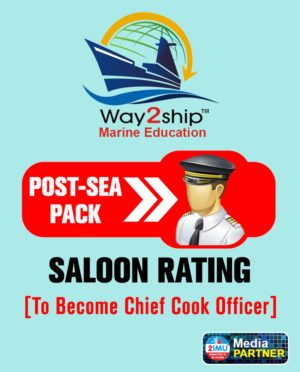 saloon rating course, eligibility, saloon rating salary, merchant navy after 12th,